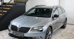 Škoda Superb 2.0TDI SPORTLINE