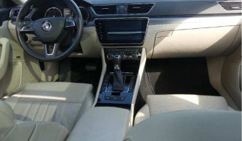 Škoda Superb Combi 2.0TDI full